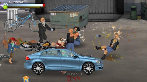 بازی اندروید زندگی فوق العاده - بقا زامبی - Extra Lives (Zombie Survival Sim)