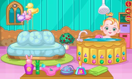 بازی اندروید صوفیه نوزاد تازه متولد شده - Newborn Baby Sofia