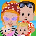 بازی خانه خانوادگی