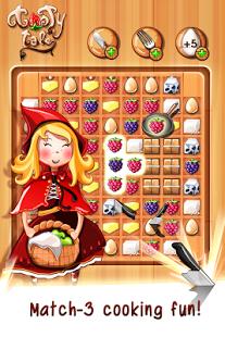 بازی اندروید طعم چشیدنی - Tasty Tale:puzzle cooking game