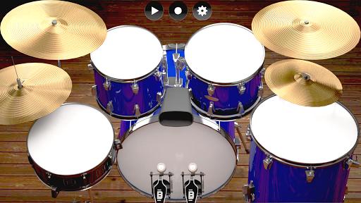 بازی اندروید افسانه تکی طبل - بهترین طبل - Drum Solo Legend - The best drums app