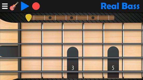 بازی اندروید باس حقیقی - Real Bass