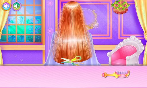 بازی اندروید آرایش مو - Prom Hairdo