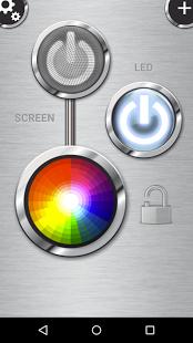 نرم افزار اندروید چراغ قوه ال ای دی - Flashlight HD LED