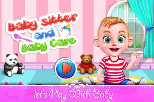 بازی اندروید  مراقبت از نوزاد - Babysitter and Baby Care