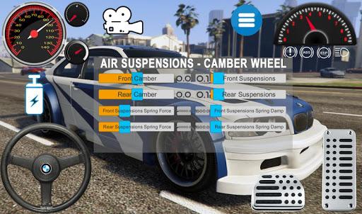 بازی اندروید تعلیق هوا - Air Suspension Camber
