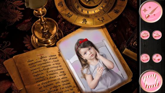 نرم افزار اندروید قاب کتاب تصویر - Book Photo Frame