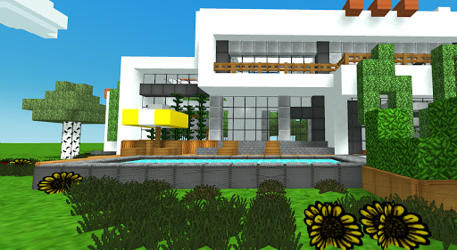 بازی اندروید ایده های ساخت شگفت انگیز - Amazing build ideas for Minecraft