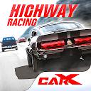 مسابقه اتومبیل در بزرگراه X