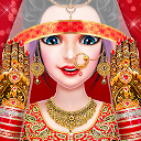 مراسم سلطنتی عروس هند