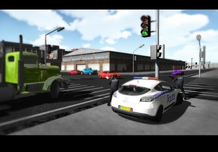 بازی اندروید داستان شهر جرم و جنایت 1 - Mad City Crime Stories 1