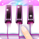 استاد پیانو صورتی - کاشی موسیقی جادویی