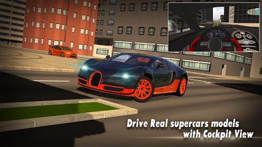 بازی اندروید راننده دریفت 2018 - Car Driving Simulator 2018: Ultimate Drift