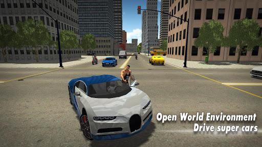 بازی اندروید راننده شهر - City Car Driver 2017