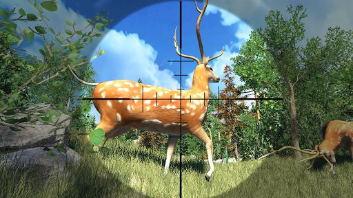 بازی اندروید شکار گوزن - آفرود آمریکایی  - American Hunting 4x4: Deer
