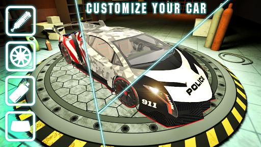 بازی اندروید لامبورگینی - Lambo Car Simulator