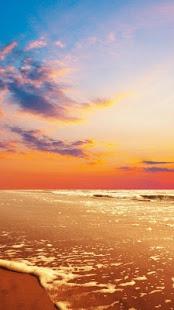 نرم افزار اندروید پس زمینه زنده طلوع خورشید - Sunrise Live Wallpaper