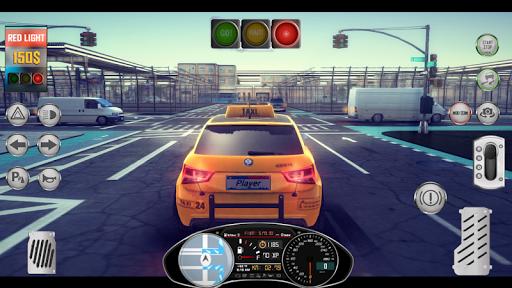 بازی اندروید راننده تاکسی انقلاب - Taxi: Revolution Sim 2019