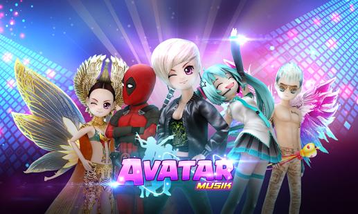 بازی اندروید آواتار موزیک - Avatar Musik