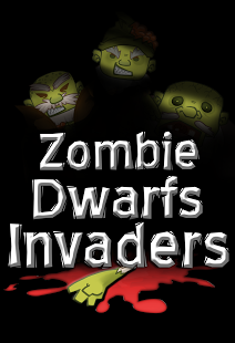 بازی اندروید کوتوله زامبی مهاجم - Zombie Dwarfs Invaders