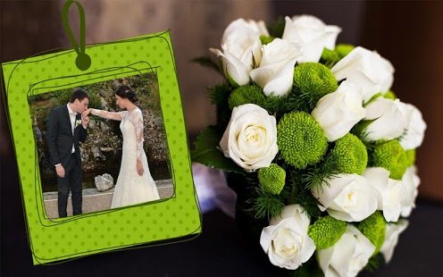 نرم افزار اندروید ویرایشگر تصاویر عروسی - Wedding Photo Editor Frames