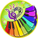 بازی پیانو کودکان