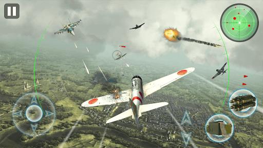 بازی اندروید جنگ هوایی تندر - Air Thunder War