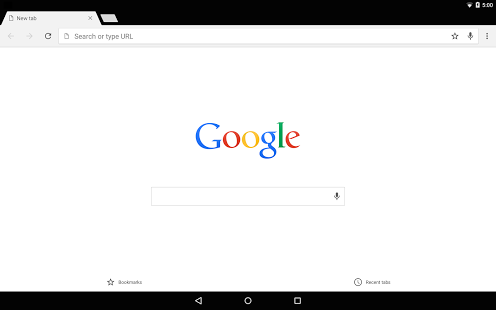 نرم افزار اندروید مرورگر کروم - گوگل - Chrome Browser - Google