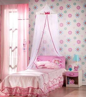 نرم افزار اندروید طراحی اتاق خواب دختران - Girl Bedroom Design Ideas