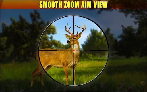 بازی اندروید  شکارچی گوزن جنگل - Jungle Deer Hunter