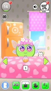 بازی اندروید چو حیوان خانگی مجازی من - My Chu - Virtual Pet