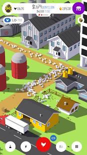 بازی اندروید صنعت تخم مرغ - Egg, Inc.