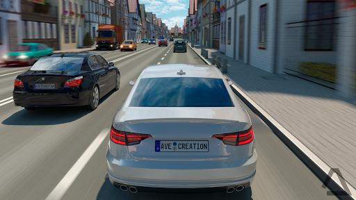 بازی اندروید رانندگی در آلمان - Driving Zone: Germany