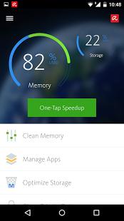 نرم افزار اندروید اویرا اندروید اپتیمایزر - Avira Android Optimizer