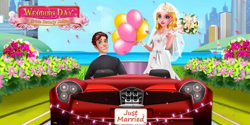بازی اندروید سالن آرایش عروسی - Wedding Day Beauty Salon