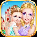 بازی شاهزاده خانم و دختر زیبای اسپا