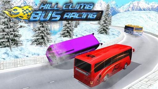 بازی اندروید مسابقه اتوبوس - صعود تپه - Bus Racing - Hill Climb