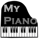 صفحه کلید واقعی پیانو