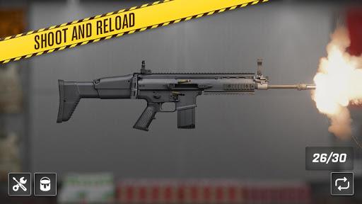 بازی اندروید شبیه ساز سلاح - Weapons Simulator