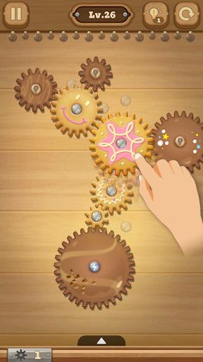 بازی اندروید پازل تعمیر چرخ دنده - Fix it: Gear Puzzle