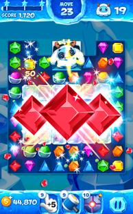 بازی اندروید پازل جواهر - Jewel Pop Mania:Match 3 Puzzle