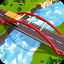 راه ترافیکی - پل ساختمان