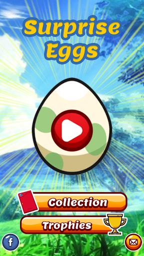 بازی اندروید تخم مرغ شگفت زده - Surprise Eggs PokeEgg