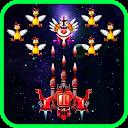 بازی تیرانداز مرغ - دفاع فضایی