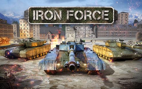 بازی اندروید نیروی آهن - Iron Force