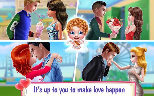 بازی اندروید اولین عشق - ماموریت عاشقانه - First Love Kiss - Cupid's Romance Mission