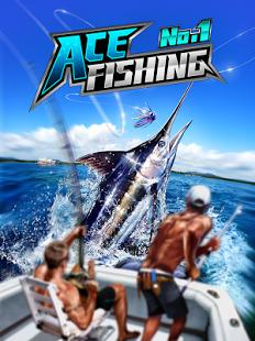 بازی اندروید ماهیگیری - صید ماهی - Ace Fishing: Wild Catch