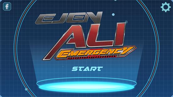 بازی اندروید ماموریت علی - Ejen Ali : Emergency