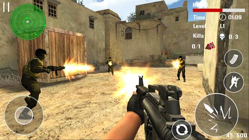 بازی اندروید شلیک به تروریست  - Counter Terrorist Shoot