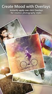نرم افزار اندروید فوتو دایرکتور - ویرایشگر عکس - PhotoDirector Photo Editor App